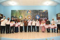 Pemprov Sumatera Utara Peringati Hari Kesaktian Pancasila dengan Bantu Keluarga Pejuang