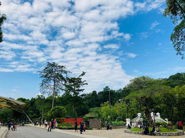 Lake Garden (Botanical Gardens) Kuala Lumpur - Port Terbaik Riadah Bersama Keluarga