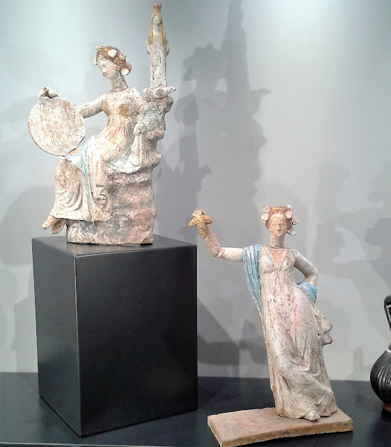 Statuette conservate al museo MaRTA di Taranto