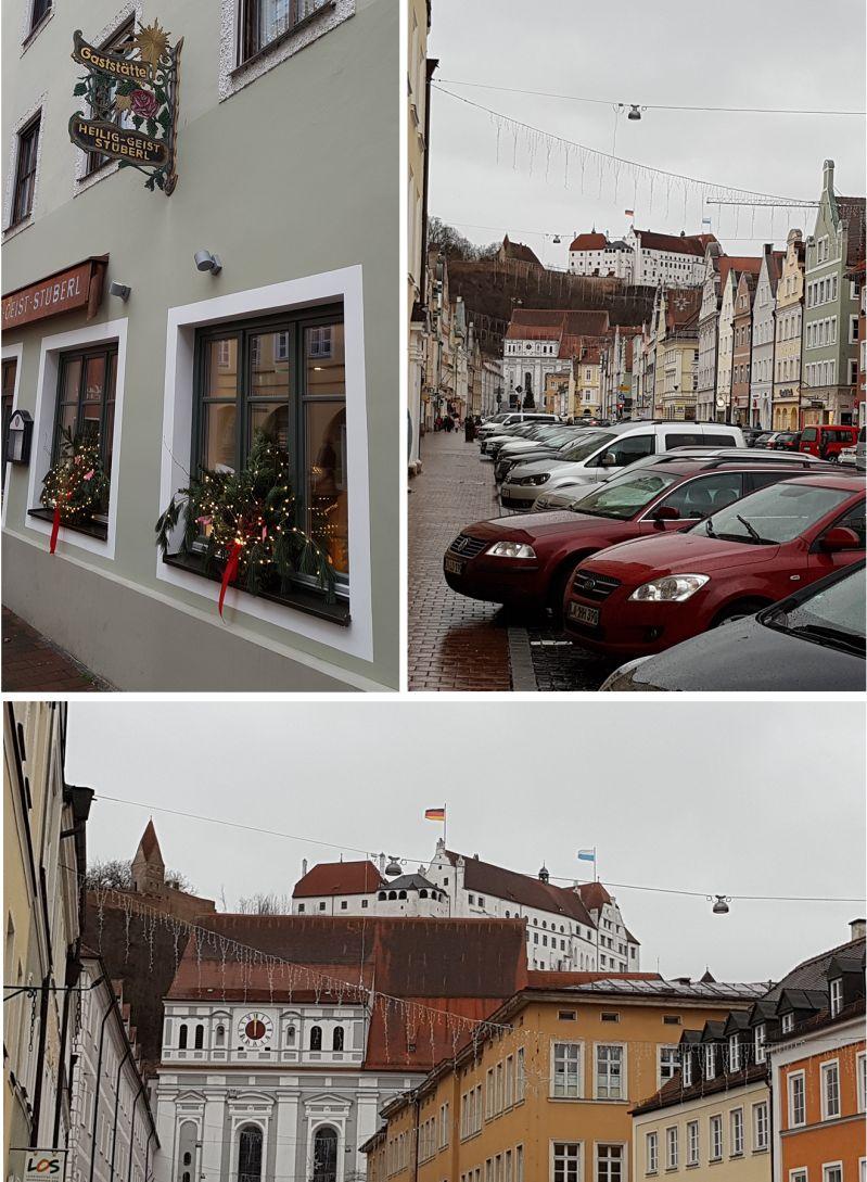 Heilig Geist Stüberl Neustadt Burg Trausnitz Landshut