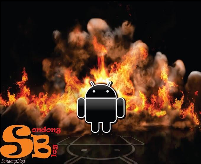 Androidmu Cepat Panas? Ternyata ini Penyebabnya