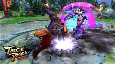 Link Unduh Game Taichi Panda Heroes v2.9 Apk Mod Terbaaru For Android: