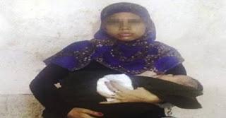 القبض علي سيدة تبيع طفلها عبر مزاد فى المترو بـ 45 ألف جنيه