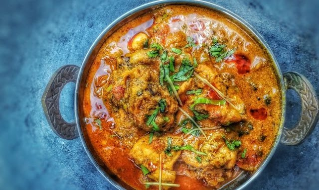 Non Veg Food - Indian Chicken Curry Recipe