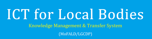 ICT for Local Bodies