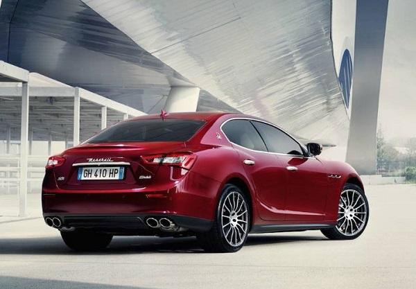 Maserati Ghibli Argentina