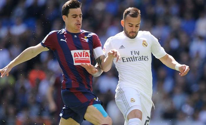 Mainkan Ritme, Real Madrid Gilas Eibar Dengan Kemenangan