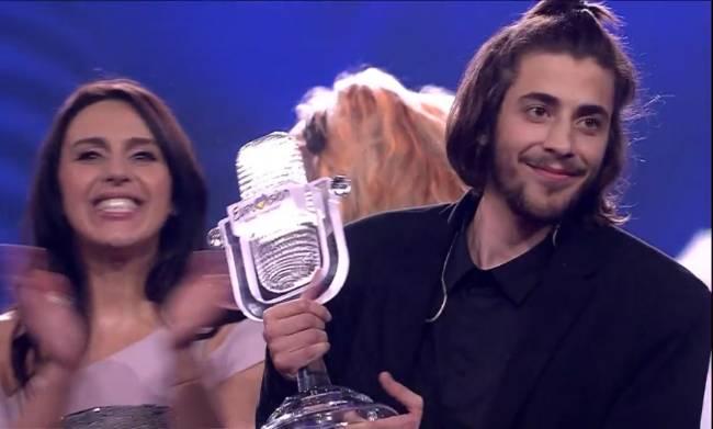 All'Eurovision a Kiev vince il Portogallo, Gabbani non ce la fa