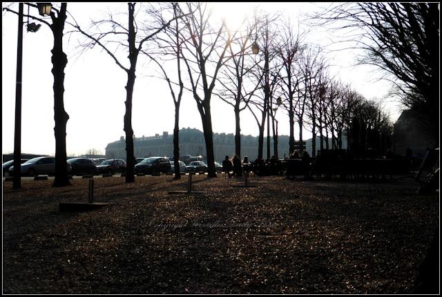 Avenue Nepveu Versailles