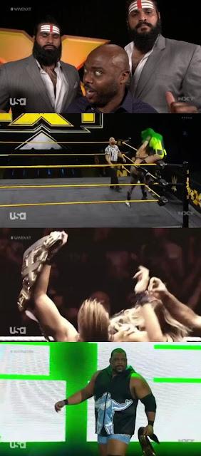 WWE NXT 1st April 2020 480p 300MB HDTV Full Episode Download    7starhd
