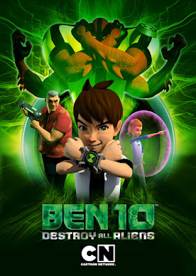 Ben 10 Vanatorul de extraterestrii Ben 10 Destroy all Aliens Desene Animate Online Dublate in Romana Cartoon Network