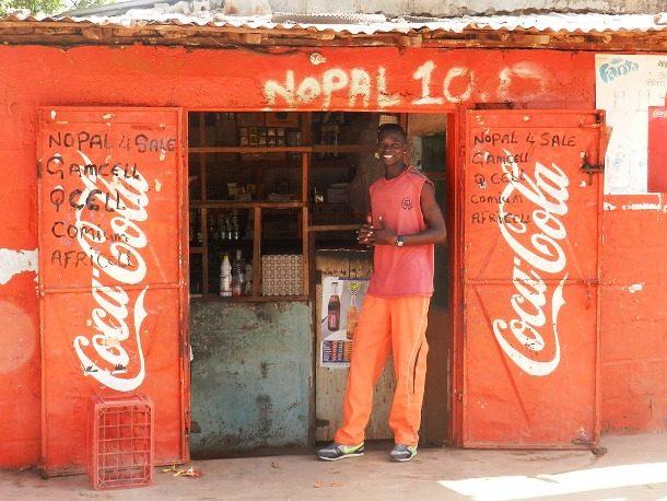 كوكا كولا افريقيا