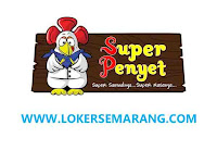 Loker Semarang Chef dan Admin Gudang di Superpenyet Group