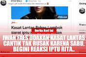 Iwan Fals Doakan Kasat Lantas Cantik Tak Rusak Karena Sabu, Begini Reaksi Iptu Rita