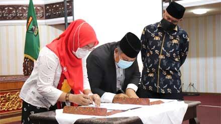 Gubernur Sumbar Dorong Sinergi Pemerintah dengan Ikatan Arsitek Indonesia