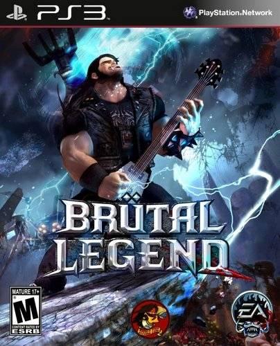 Game Ps3 - Brutal Legend - Sonigame