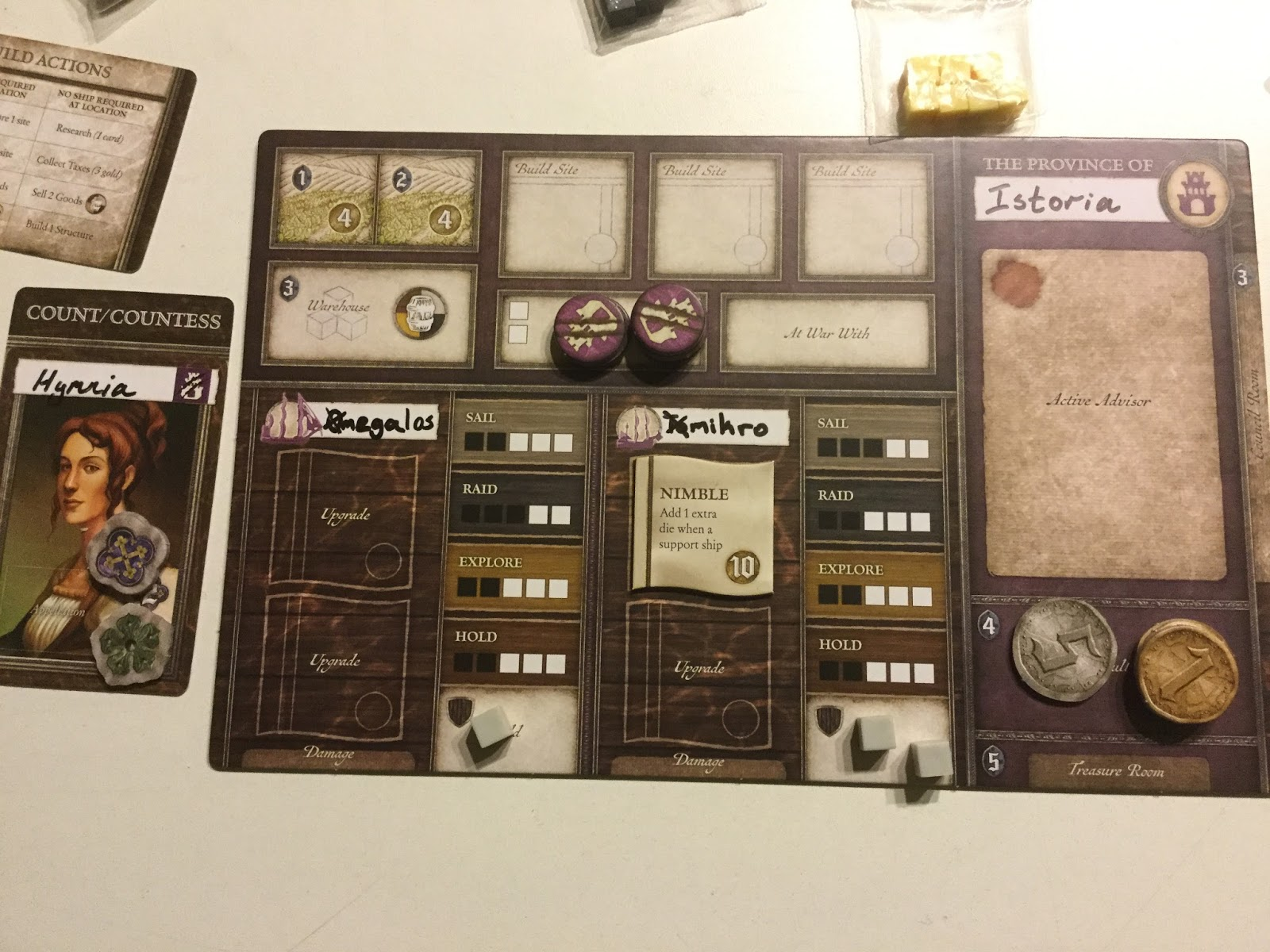 Confessions of a Middle-Aged Adolescent: Seafall: Full Sail