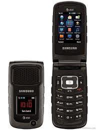 spesifiaksi hape Samsung Rugby 2 (A847)