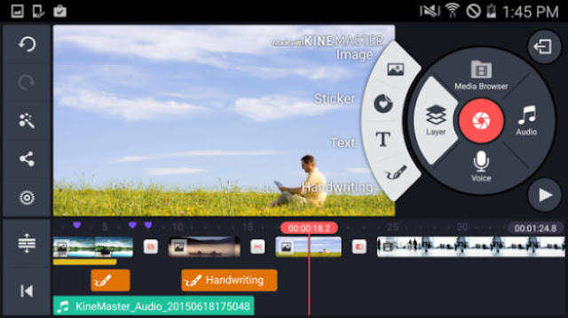 Download KineMaster Android Free