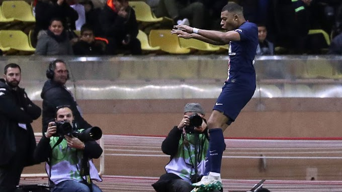 Mbappe: It's too late to have career like Messi's, I have to be inspired by CR7