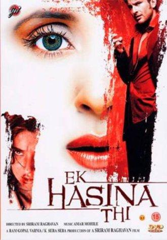 Poster of Ek Haseena Thi 2004 Hindi Full Movie 720p DVDRip Download With ESubs