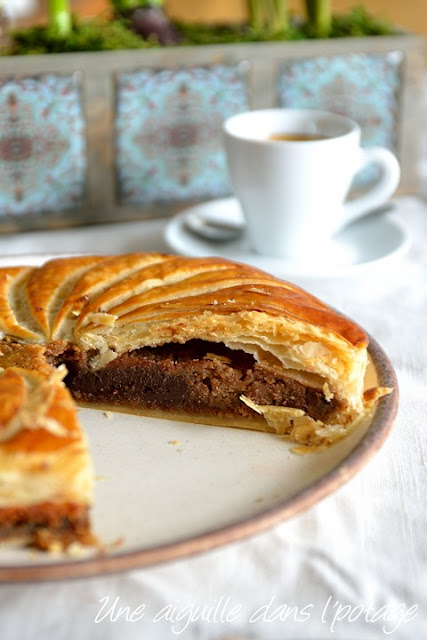 galette-rois-épiphanie-cervantes-café-chocolat-frangipane-jones brothers coffee