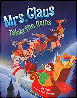 Books about Mrs Claus