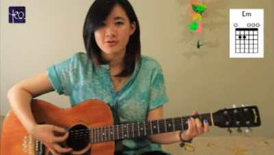 Belajar Kunci Gitar Lagu Stinky Mungkinkah