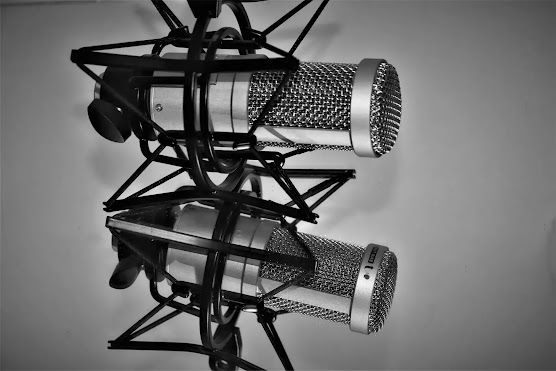 A CONDENSER MICROPHONES, major process of dubbing hollywood movie to hindi