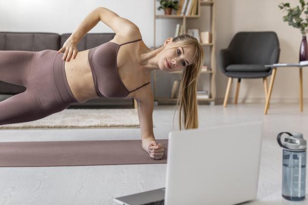Dez melhores exercícios para fazer em casa