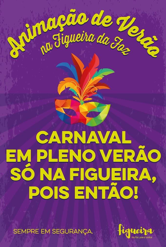 Carnaval de Verão na Figueira da Foz