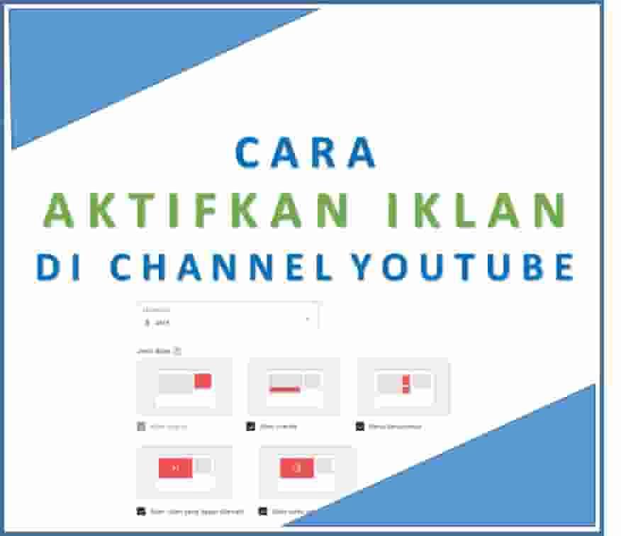 Cara iklan ditampilkan di video yang Anda monetisasi