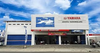 Yamaha Arista Tasikmalaya