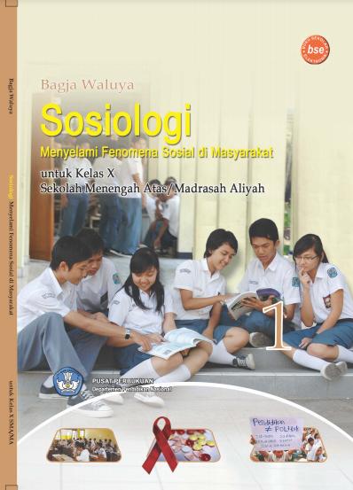 Download Buku Siswa KTSP SMA Kelas 10 Sosiologi 1 Menyelami Fenomena Sosial di Masyarakat