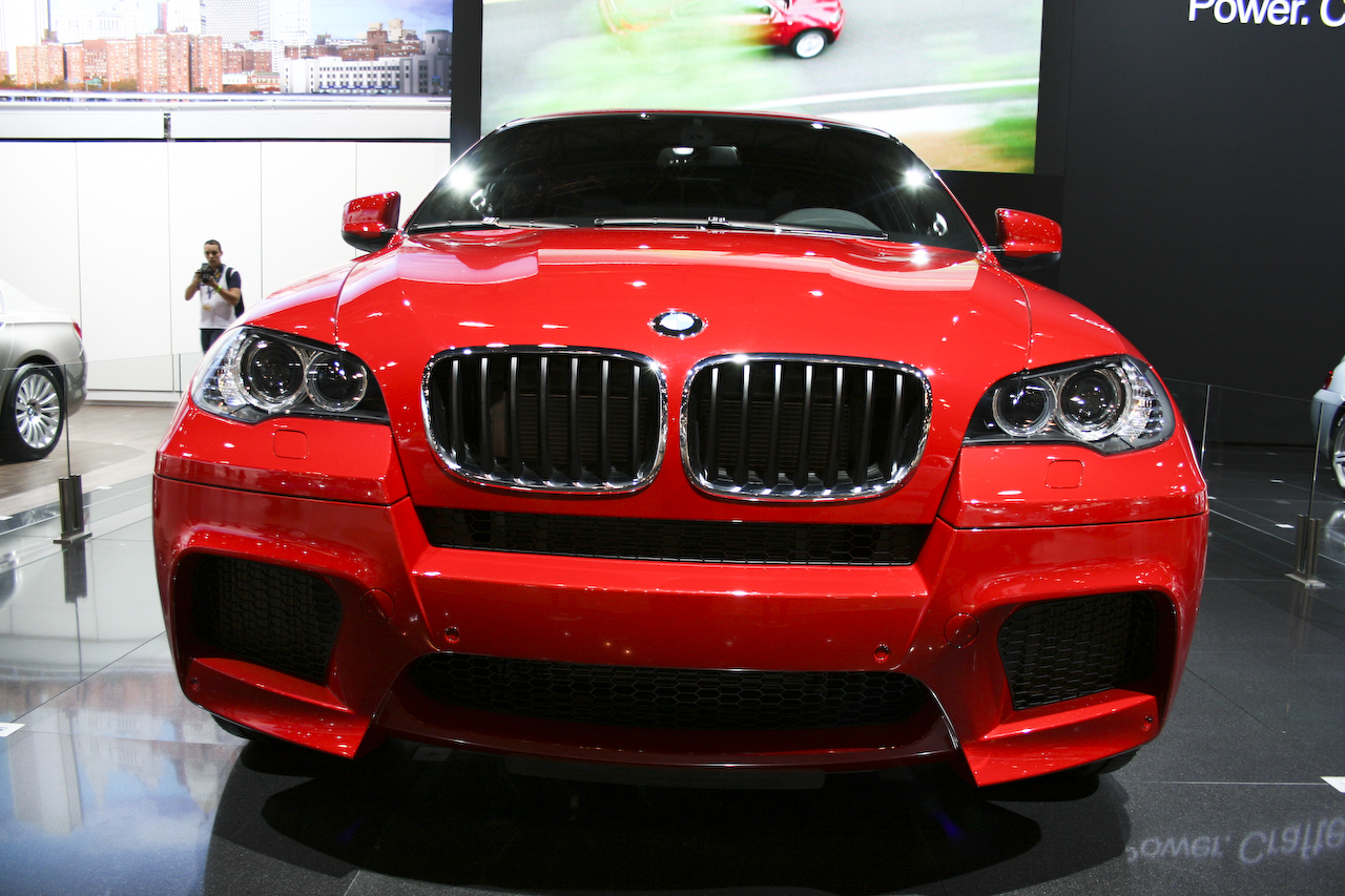 Car Picture And Car Specification Bmw X6 M