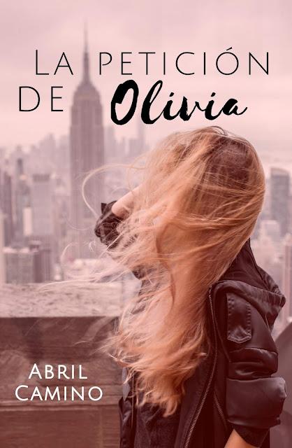 Portada de La petición de Olivia