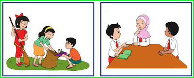kunci jawaban tema 1 kelas 6 halaman 43