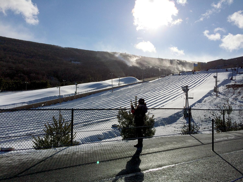 Camelback Mountain Resort, snowtubing slope