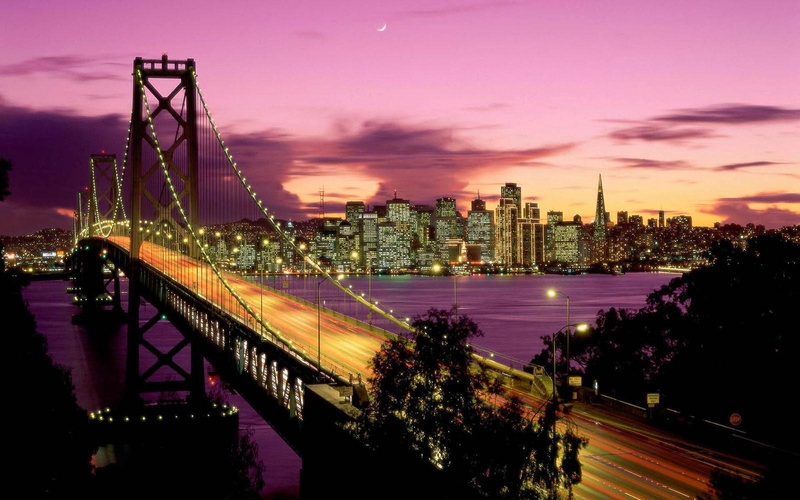 Wallpapers San Francisco Bay Bridge Wallpapers