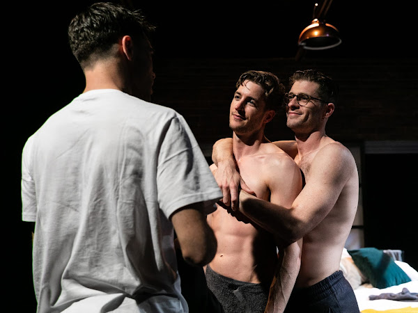 Afterglow, Southwark Playhouse | Review