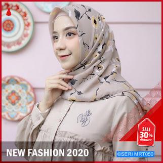 MRT050H95 Hijab Segiempat Terbaru Kekinian BMGShop