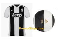 Logo M&M's Gusto da campioni: vinci maglie Juventus e palloni
