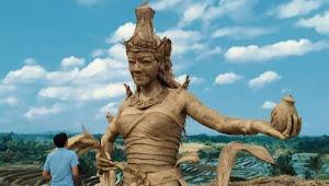 Viral Instalansi Bambu Dewi Sri hanya Rp 25 Juta, Siapa Itu Dewi Sri ?