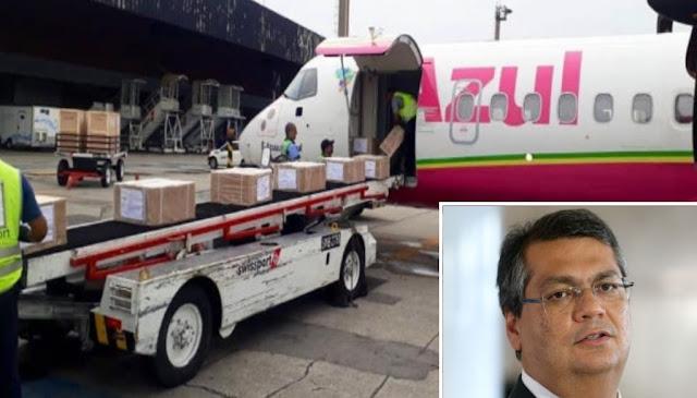 Receita Federal investigará compra de respiradores da China por Flávio Dino