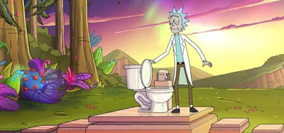 Rick and Morty's Spectacular Quiz Answers