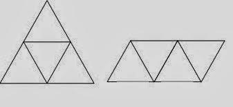 jaring limas segitiga