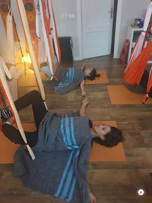 formación yoga aéreo
