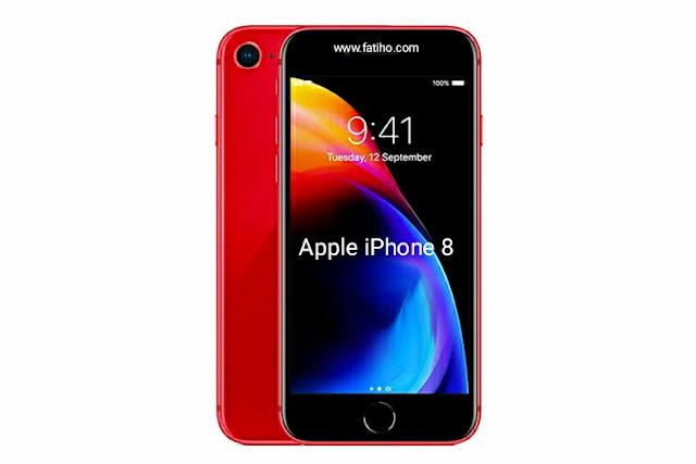 مواصفات هاتف أبل أيفون iPhone 8