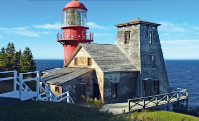 Quebec's Gaspé Peninsula described with glowing superlatives