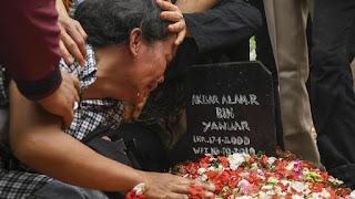 Keluarga Dikirimi Surat Penetapan Tersangka saat Akbar Koma